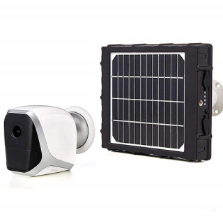 A6 Pro - Outdoor Solar Battery Powered Security WIFI HD Surveillance Security Camera