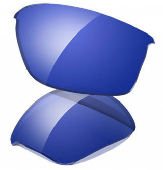 Mirror Blue Lens Inserts for zShades-HDi/w