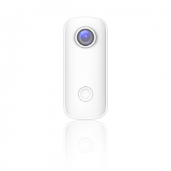 AVON -  HD Waterproof Compact WiFi Body Camera with Live Broadcasting