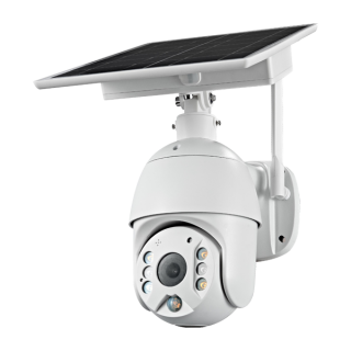 XS7 Pro - HD WiFi Solar Powered Rotating Security Surveillance Camera