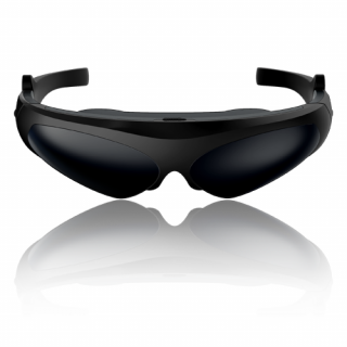 """92"""" Widescreen Virtual Video Glasses with HDMI and 3D"""