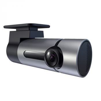1080p Wireless Dash Cam with WiFi and Panasonic® WDR Night Time Vision