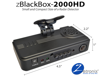 zBlackBox-2000HD Measurements